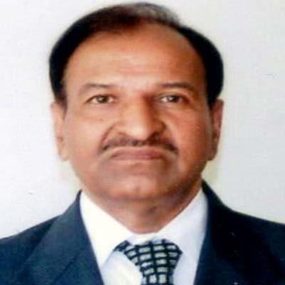 Dr. Gangadhar K. Shirude